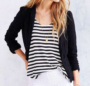 BDG blazer from Urban Outfitters