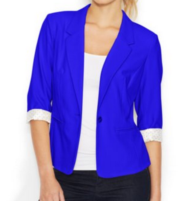 Kensie blazer from Macys