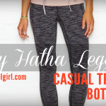 Lucy Hatha Legging review on stylishtravelgirl.com