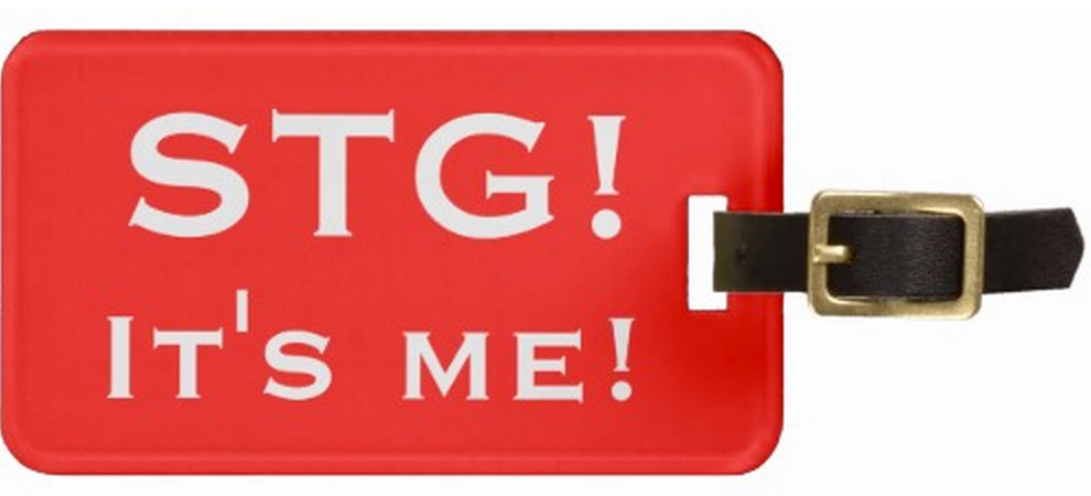 It's Me! Luggage Tag