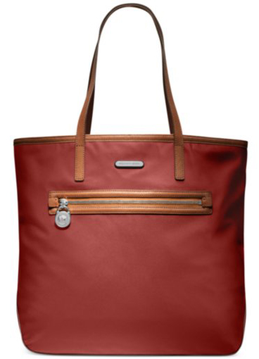 Michael Kors large tote at Macy's