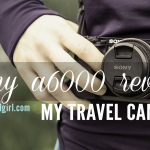 Sony a6000 Review: My travel camera on stylishtravelgirl.com