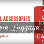 Dress Up Your Luggage: Unique luggage tags on stylishtravelgirl.com