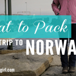 What to Pack for a Trip to Norway on stylishtravelgirl.com