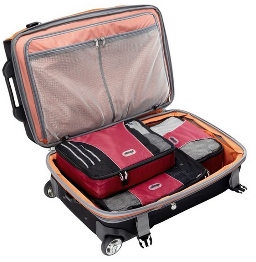 eBags 3 piece packing cube travel set
