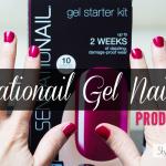 Sensationail Gel Starter At-Home Nail Kit Product Test on StylishTravelGirl.com