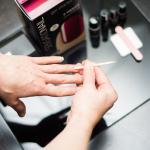 Sensationail gel starter kit application