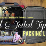 Tried and Tested Tips for Packing Lightly from a Minimalist Traveler on StylishTravelGirl.com