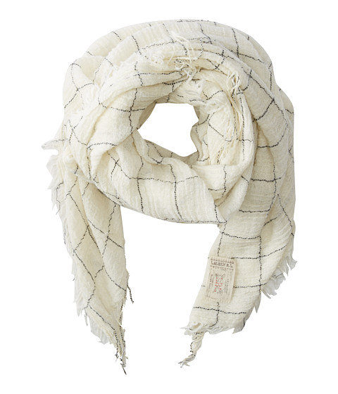 LAUREN by Ralph Lauren Vintage Windowpane Scarf on Zappos.com