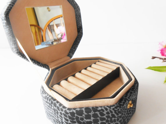 Jewelry Case for sale by Little Bits of Glamour on Etsy