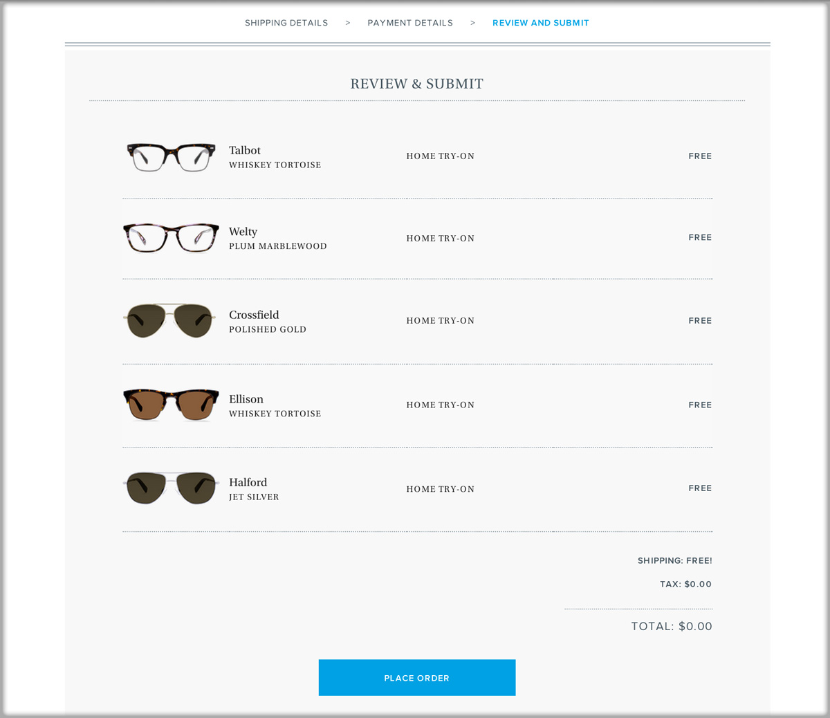 "Warby Parker Review: Should You ""GET EXCITED"" About Home Try-on for ..."
