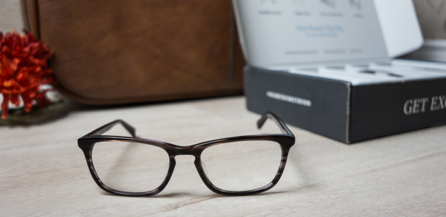 Warby Parker Welty glasses