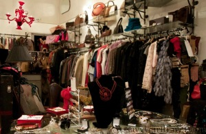 Aquarius: vintage shopping in Edinburgh