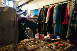 Herman Brown: vintage shopping in Edinburgh