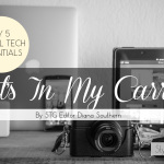 What's in My Carry-on: My 5 Travel Technology Essentials
