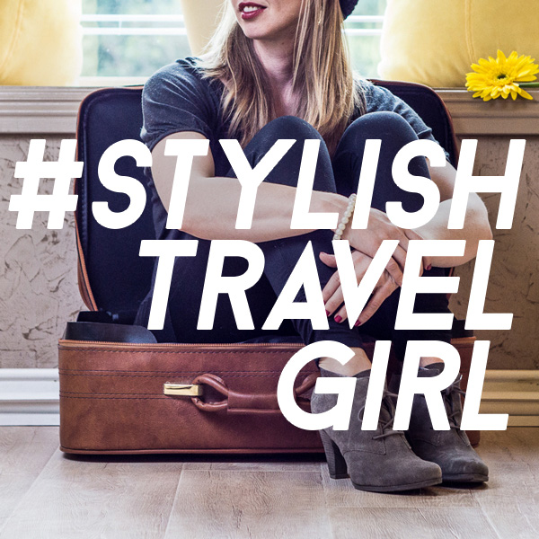 Stylish Travel Girl hashtag