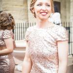Rent the Runway Badgley Mischka Award Winner Gown bridesmaid dresses