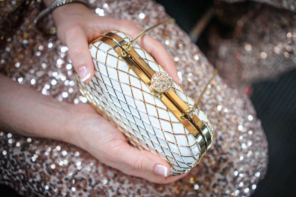 Rent the Runway Franchi Coronation Clutch rental