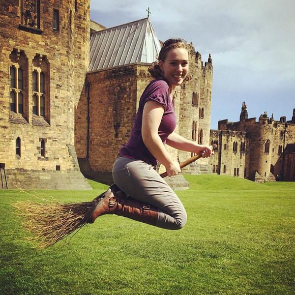 Featured Stylish Travel Girls of Instagram: Jillygoat125