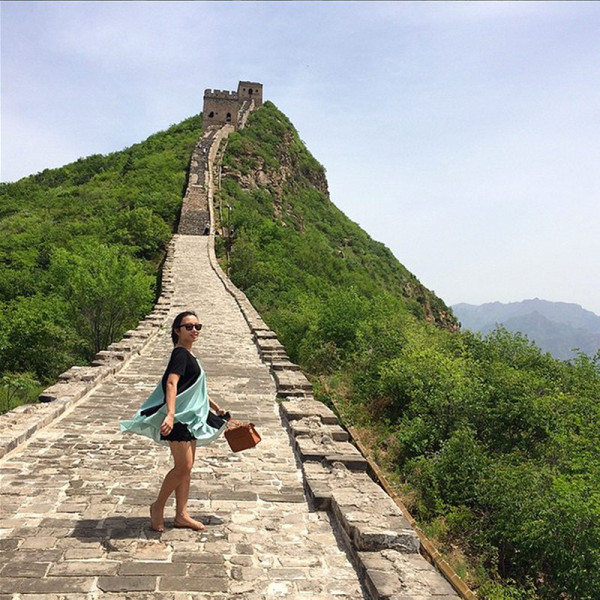 Featured Stylish Travel Girls of Instagram: slightlyastray