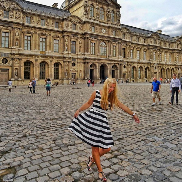 Featured Stylish Travel Girls of Instagram: World Wanderista