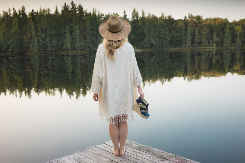 Endless Summer outfit on Stylish Travel Girl