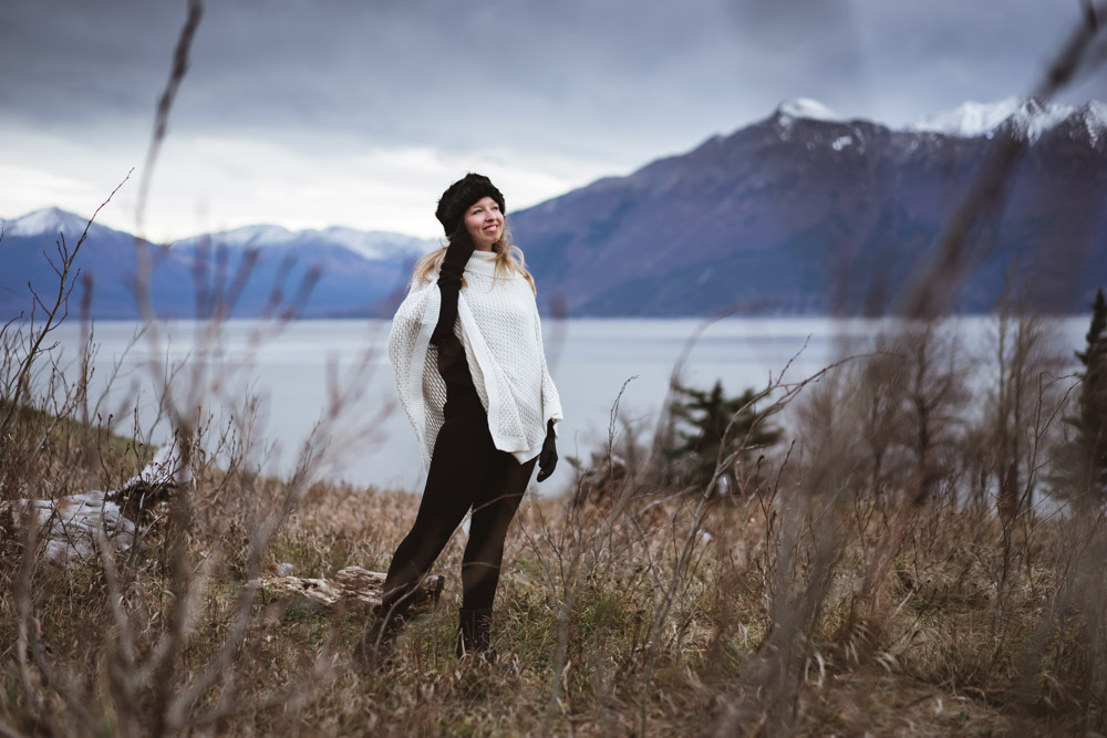 Alaska Chill outfit on Stylish Travel Girl