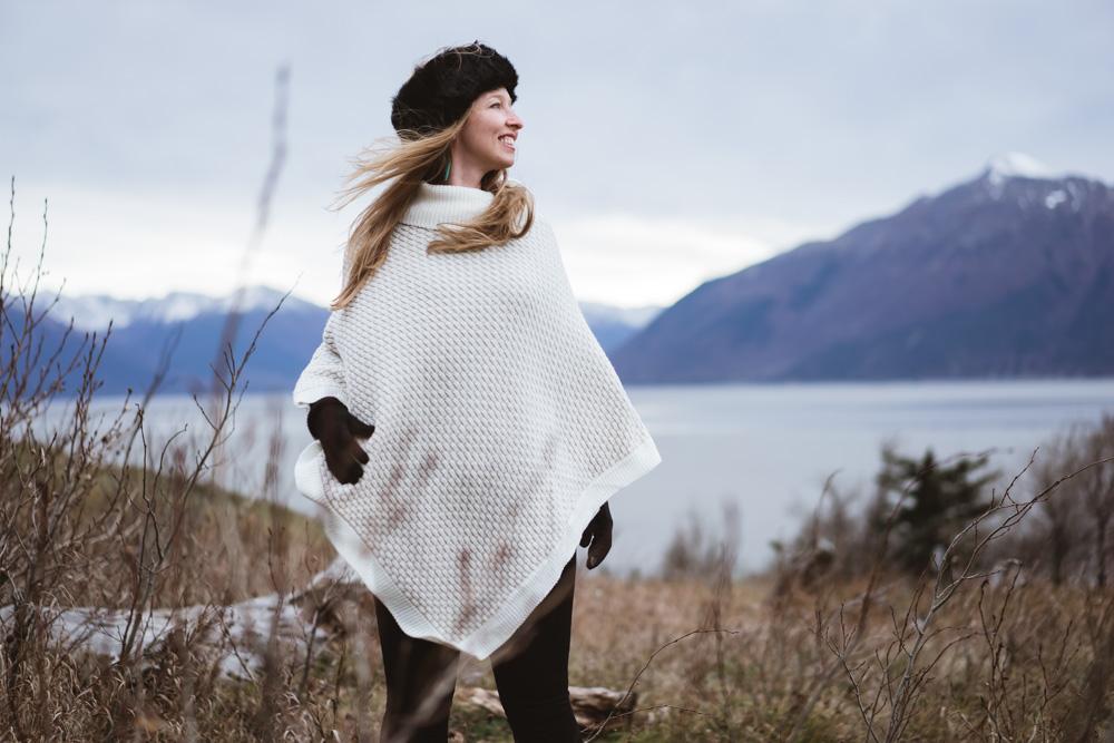 Alaska Chill outfit on Stylish Travel Girl
