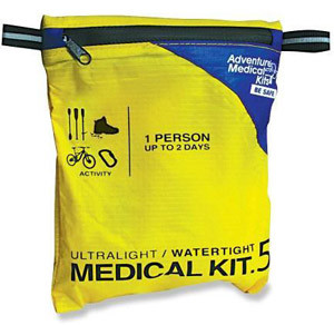 Stylish Travel Girl's Holiday Gift List: Adventure Medical Kits Ultralight / Watertight .5 First Aid Kit || Stylish Travel Girl's Holiday Gift List: Planet Bike Superflash Rear Bike Light || http://bit.ly/1H3GCeh