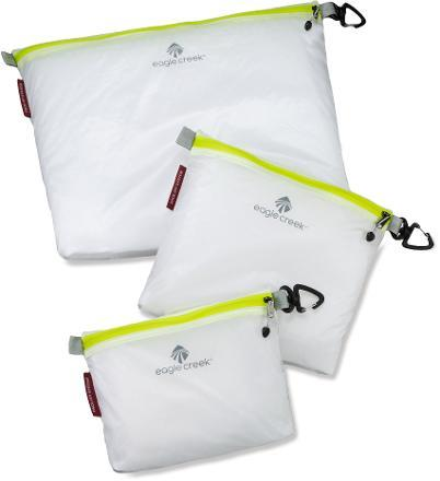 Keep small items from scattering with the Eagle Creek Pack-It Specter Sac Set - bit.ly/1HLS4pR