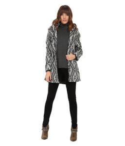 A stylish, light, hooded coat with fur trim for chilly weather: Jack by BB Dakota Jacket - bit.ly/1HC6xV8