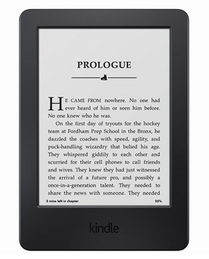 Kindle Paperwhite E-Reader - amzn.to/1HUqN4q