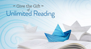 Kindle Unlimited Gift Subscription - amzn.to/1WWBwHK