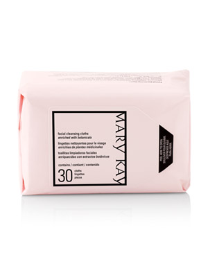 A stocking stuff for the makeup lover: Mary Kay Facial Cleansing Cloths - fw.to/s6QUoHX
