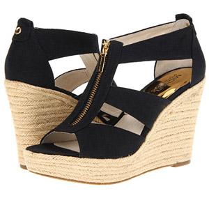 Michael Kors Damita Wedge Shoes - bit.ly/1Nz6k7f