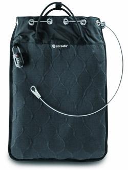 Keep electronics more secure while traveling: Pacsafe Travel Safe - amzn.to/1OcDcpi