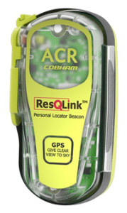 Stylish Travel Girl's Holiday Gift List: ACR ResQLink Personal Locator Beacon || http://amzn.to/1MgQ9Oc