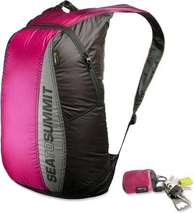 Stylish Travel Girl's Holiday Gift List: Sea To Summit Packable Daypack || http://bit.ly/1HSK6v3