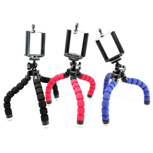 Stargoods Flexible Cell Phone Tripod with Mount - amzn.to/1WWDGr2