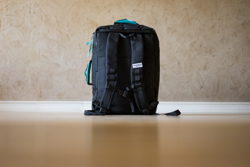Standard Luggage Co. Carry-on Backpack Review