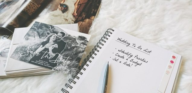 Wedding Planning for the Bride on the Go -- Getting Started